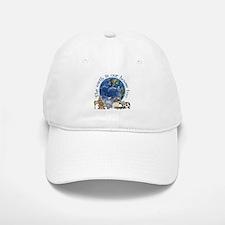 The Earth Is Our House Too Baseball Baseball Cap