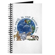 The Earth Is Our House Too Journal