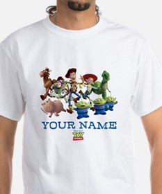 Toy Story Characters Personalized Shirt