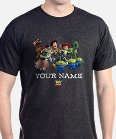 Toy Story Characters Personalized T-Shirt