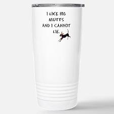 Funny Mutt Travel Mug