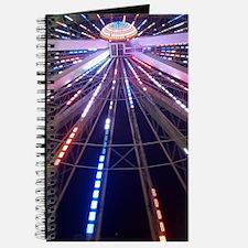 Cute Amusement park Journal
