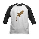 Crested gecko Baseball Jersey