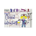 BEST CLINICAL INSTRUCTOR VENT NURSE DRAWING BLUE S