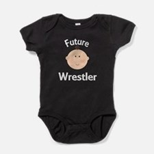 Future Wrestler Baby Bodysuit