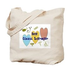 Cool Clinic nurse Tote Bag