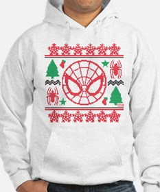 Spider-Man Ugly Christmas Hoodie