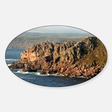 Lands End, Cornwall, England Decal