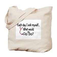 Cute Nurse manager Tote Bag