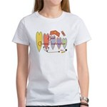 BEST CLINICAL INSTRUCTOR COUNTRY HEARTS T-Shirt