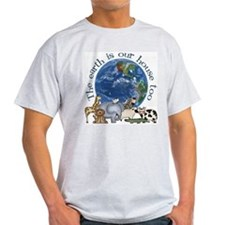 The Earth Is Our House Too T-Shirt