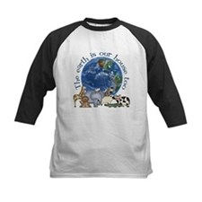 The Earth Is Our House Too Tee