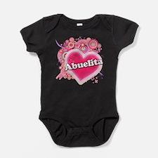 Cute Abuelita Baby Bodysuit