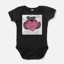 Unique Abuelita Baby Bodysuit