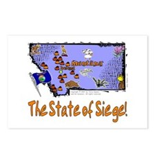MT-Siege! Postcards (Package of 8)