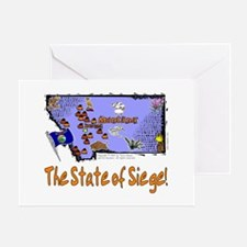 MT-Siege! Greeting Card
