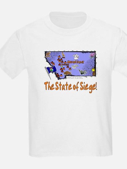 MT-Siege! T-Shirt