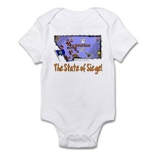 MT-Siege! Infant Bodysuit