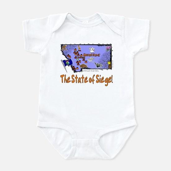 MT-Siege! Infant Bodysuit