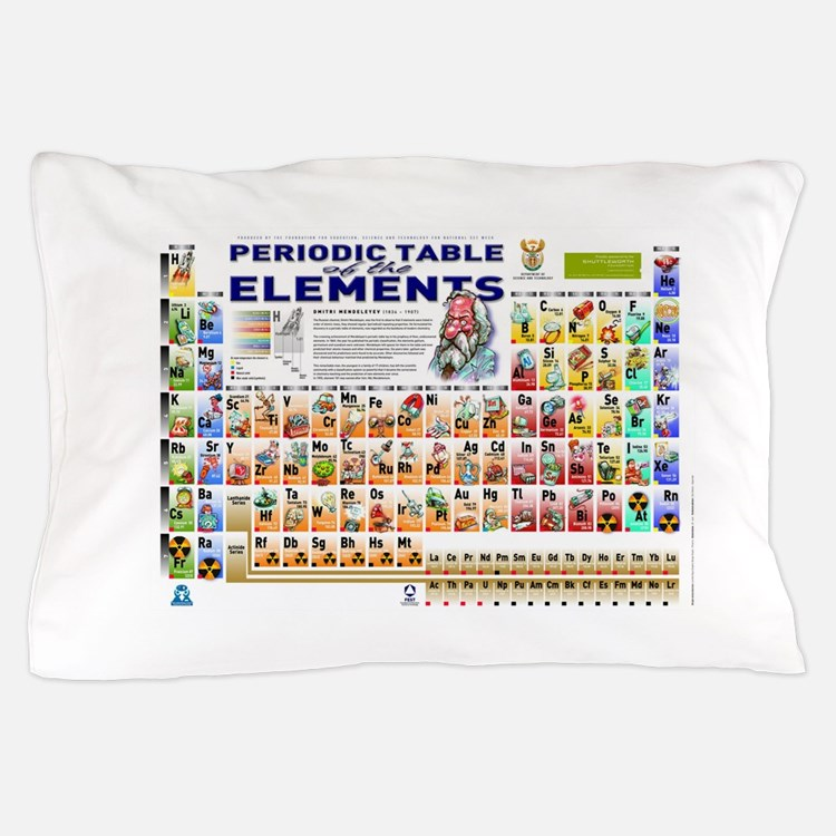 Periodic table bedding periodic table duvet covers for 99 periodic table