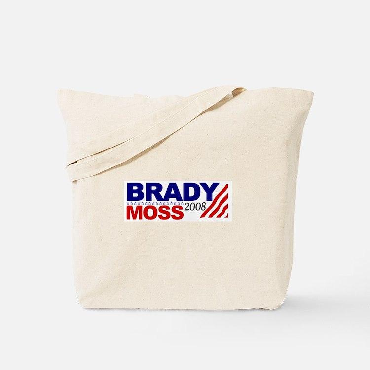 Brady Moss 2008 Tote Bag