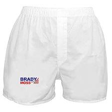 Brady Moss 2008 Boxer Shorts