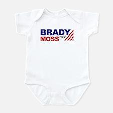 Brady Moss 2008 Infant Bodysuit