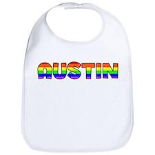 Austin Gay Pride (#004) Bib