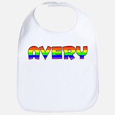 Avery Gay Pride (#004) Bib