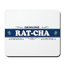RAT-CHA Mousepad