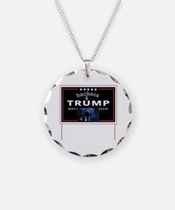 Cool Infowars Necklace