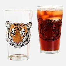 Cute Computer animals Drinking Glass