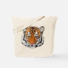Unique Abstract cat Tote Bag