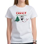 Frosty The Snow Nurse T-Shirt