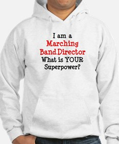 marching band director Hoodie