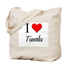 I Love Turkmenistan Tote Bag