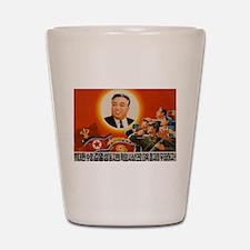 Kim Il-sung - ??? Shot Glass