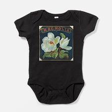 Cute Dark victorian Baby Bodysuit