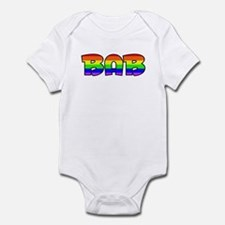 Bab Gay Pride (#004) Infant Bodysuit