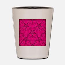 Funny Pentagram Shot Glass