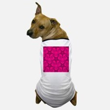 pink baphomet Dog T-Shirt