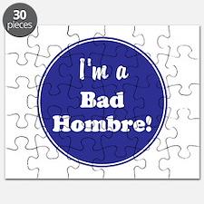 I'm a bad hombre Puzzle
