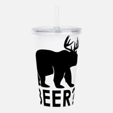 Beer Acrylic Double-wall Tumbler