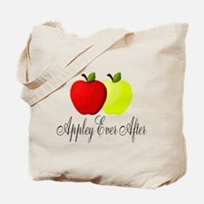 Appley Ever After Tote Bag
