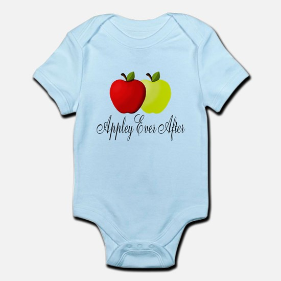 Appley Ever After Body Suit