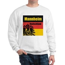 Mannheim Deutschland  Sweatshirt