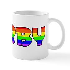 Barby Gay Pride (#004) Coffee Mug