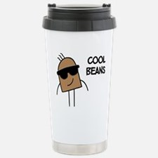 Unique Cool beans Travel Mug