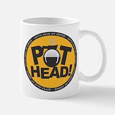 Pothead - Peach Mugs