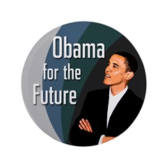 Obama for the Future Extra Large Button